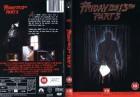 Freitag der 13. Teil 3 DVD