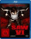 SAW VI - 6 - Blu-Ray - Neu