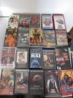 SAMMLUNG 84 Stück VHS Video Kassetten Action Horror 80er