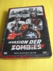 Invasion der Zombies  UNCUT  XT-Steelbook  mit  3D-Cover