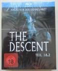 The Descent 1 & 2 - Blu-ray - Uncut - NEU/OVP