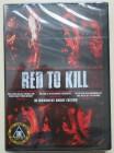 Red to Kill - DVD - Uncut - NEU/OVP
