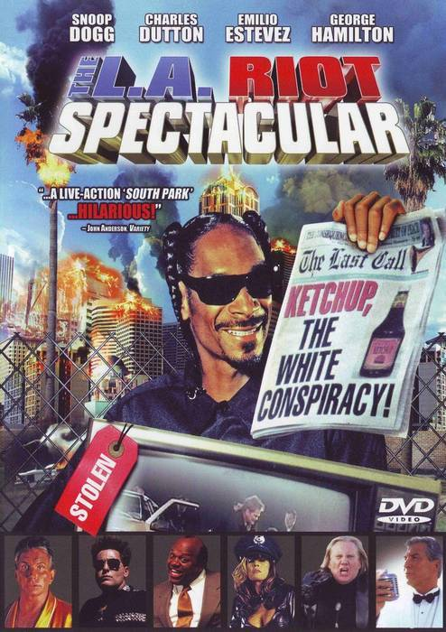 The L.A. Riot Spectacular - Snoop Dogg - DVD - Neu