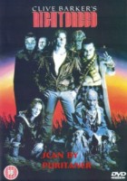 Nightbreed Uncut DVD Clive Barkers