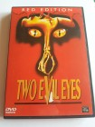 Two Evil Eyes (Red Edition)  Erstauflage DVD - TOP !!!