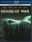 HOUSE OF WAX Blu-ray - uncut Kinofassung Horror Thriller