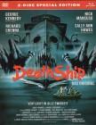 DEATH SHIP Blu-ray - uncut Horror Klassiker 2-Disc Edition