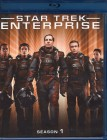 STAR TREK Raumschiff ENTERPRISE Staffel 1 Blu-ray 6-Disc Box