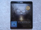 DEMONIC - Haus des Horrors uncut  BluRay  Neu!