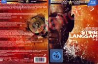 Stirb Langsam - 1-5 / Blu Ray Box NEU OVP uncut B. Willis