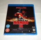 Rambo 3 III Blu-ray Uncut Deutsch NEU/OVP