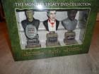 MONSTER LEGACY Lim. Collection - 3 Büsten 14 DVDs ULTRA RAR!