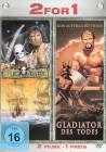 Fluch der Piraten / Gladiator des Todes (NEU) ab 1€