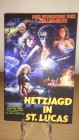 Hetzjagd in St. Lucas # Große Hartbox # Limited 20 - Cover A