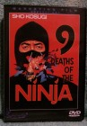 9 Death of the Ninja aka Die 9 Leben...Dvd (G) Uncut
