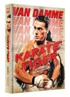 Karate Tiger Mediabook 2-Disc Edition  (Blu ray + DVD) OOP