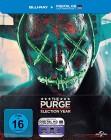The Purge 3 - Election Year - Uncut Blu-ray Steelbook - Neu