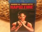 Rapid Fire Brandon Lee Uncut Blu Ray