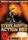 Steve Austin Action Box [DVD] Neuware in Folie