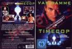 Timecop / DVD NEU OVP uncut - J. C. van Damme