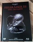 Hellraiser III - Limited Unrated Edition - Black Edition