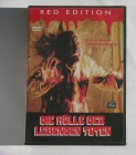 Die Hölle der lebenden Toten Virus red edition DVD