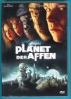 Planet der Affen (2001) DVD Mark Wahlberg sehr guter Zustand