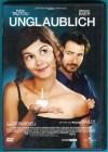 Unglaublich DVD Audrey Tautou, Edouard Baer NEUWERTIG