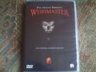 Wishmaster - Wes Craven - Horror  uncut Dvd