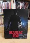 Manaic Cop - Steelbook - Arrow Video - Bruce Campbell