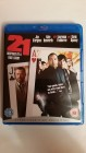 Blu-Ray ** 21 *Uncut*UK*Kevin Spacey*Laurence Fishburne*RAR