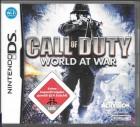 Nintendo DS - CALL OF DUTY: WORLD AT WAR