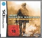 Nintendo DS - CALL OF DUTY: MODERN WARFARE MOBILIZED