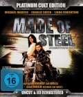 Made of Steel - Platinum Cult Uncut 2 Disc Blu-ray Schuber