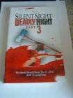 Silent Night Deadly Night 3 (große Buchbox, limitiert, OVP)