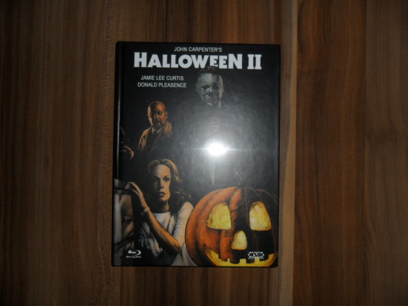 halloween 2 nsm mediabook cover b ovp oop blu ray kaufen filmundo. Black Bedroom Furniture Sets. Home Design Ideas