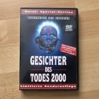 GESICHTER DES TODES 2000 Uncut Special Edition limitiert DVD