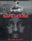 SAFE HOUSE Blu-ray Steelbook Denzel Washington R.Reynolds
