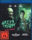 GREEN ROOM One Way In. No Way Out. - Blu-ray Patrick Stewart