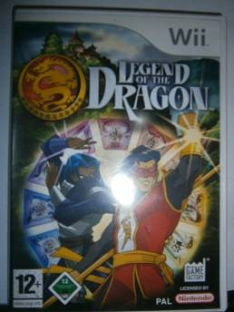 The Legend of the Dragon - Nintendo Wii - Spiel