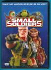 Small Soldiers DVD Kirsten Dunst, Gregory Smith NEUWERTIG