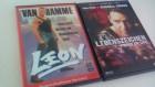 DVD Leon van Damme uncut und DVD Lebenszeichen Proof of Life