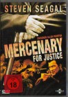 Mercenary For Justice - S. Seagal - neu in Folie - uncut!!