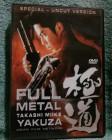 Full Metal Yakuza uncut Dvd (I) Takashi Miike