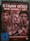 Straw Dogs Wer Gewalt sät Dvd (I) Remake
