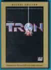 Tron - 2 Disc Deluxe Edition DVD Jeff Bridges fast NEUWERTIG