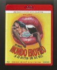 MONDO EROTICO - IN 80 BETTEN UM DIE WELT # Blu-ray + uncut