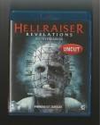 HELLRAISER - REVELATIONS # Blu-ray + uncut