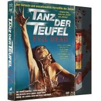 Tanz der Teufel  Retro VHS Digipack - 3 Blu Ray + 1 DVD