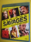 SAVAGES  OLIVER STONE  EXTENDED VERSION  BLU-RAY